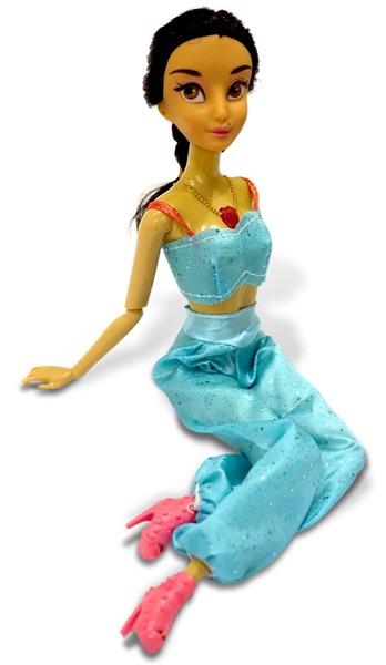 Цена Кукла Beatrice Жасмин (Алладин) 30 см