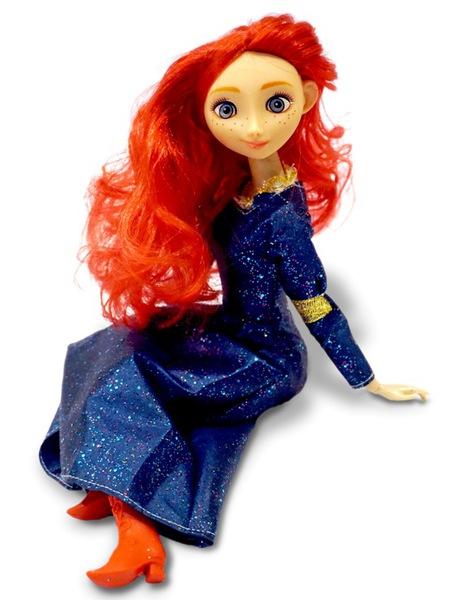 Цена Кукла Beatrice Мерида (Храбрая сердцем) 30 см