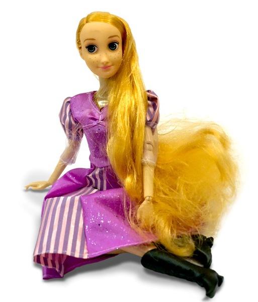 Цена Кукла Beatrice Рапунцель 30 см