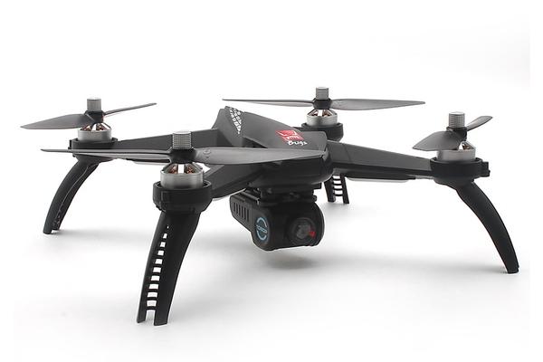 Квадрокоптер р/у MJX Bugs B5W бесколлекторный с камерой Wi-Fi фото видео изображение